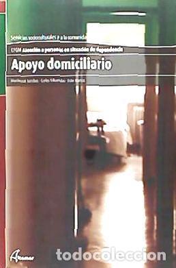 APOYO DOMICILIARIO, CICLO FORMATIVO DE GRADO MEDIO DE ATENCIÓN SOCIOSANITARIA ALTAMAR (Libros Nuevos - Libros de Texto - Infantil y Primaria)