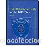 OXFORD PREPARACION TOEIC MBA (Libros Nuevos - Libros de Texto - Ciclos Formativos - Grado Superior)