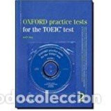 Libros: OXFORD PREPARACION TOEIC MBA. Lote 71145581