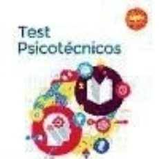 Livres: TEST PSICOTÉCNICOS EDITORIAL MAD, S.L.. Lote 72155885