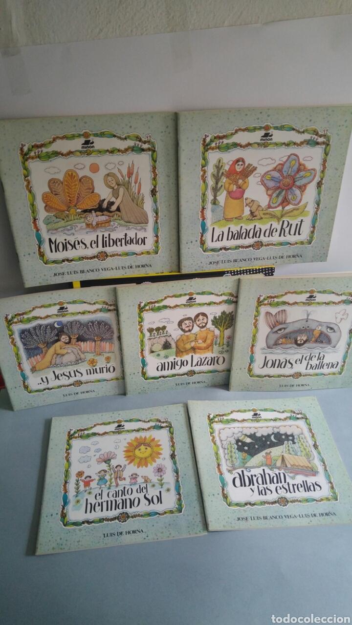 PERFECTA!! COLECCIÓN COMPLETA EL NUMERO DE LAS ESTRELLAS. EDITORIAL MIÑON 1984 (Libros Nuevos - Libros de Texto - Infantil y Primaria)