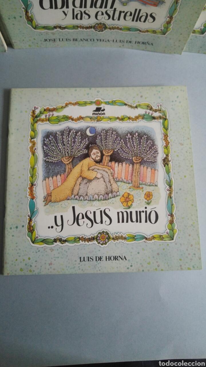 Libros: PERFECTA!! Colección completa El numero de las estrellas. Editorial Miñon 1984 - Foto 2 - 120710242