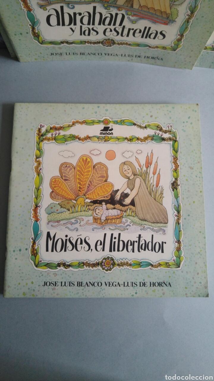 Libros: PERFECTA!! Colección completa El numero de las estrellas. Editorial Miñon 1984 - Foto 3 - 120710242