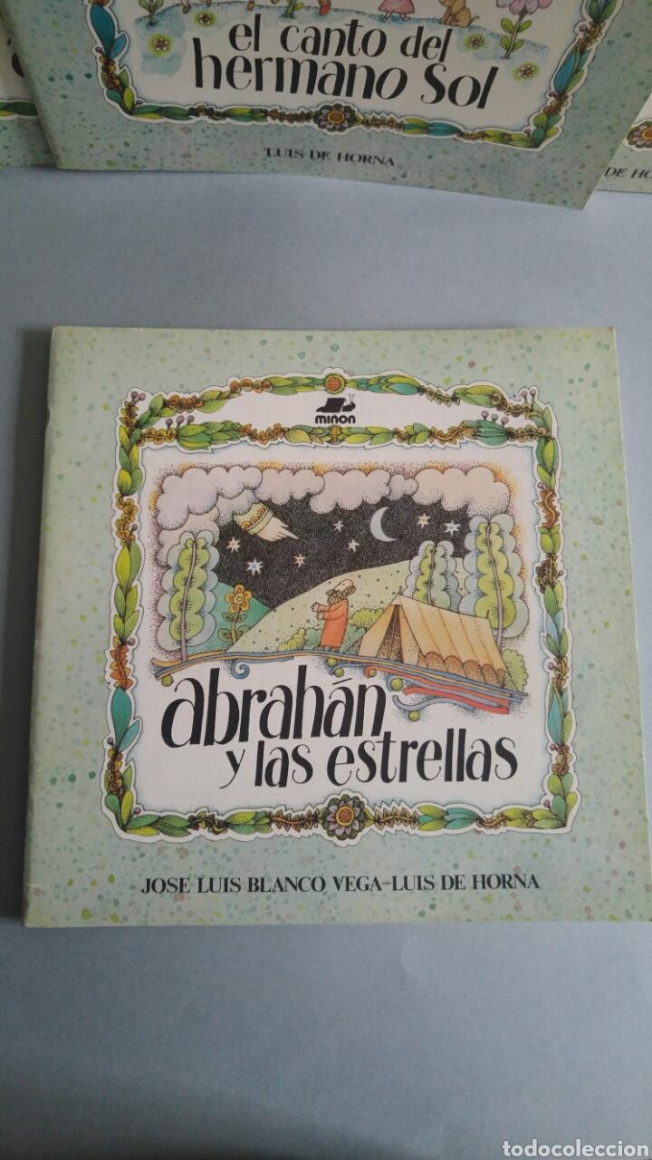 Libros: PERFECTA!! Colección completa El numero de las estrellas. Editorial Miñon 1984 - Foto 5 - 120710242