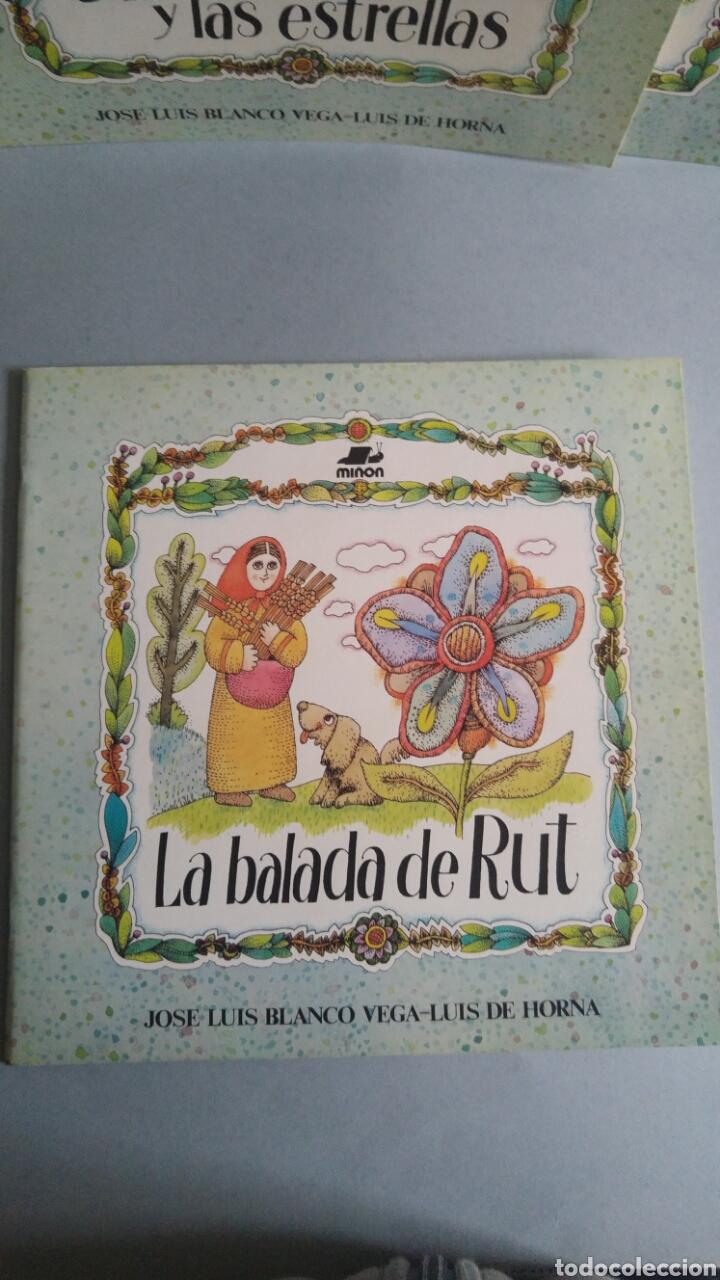 Libros: PERFECTA!! Colección completa El numero de las estrellas. Editorial Miñon 1984 - Foto 6 - 120710242