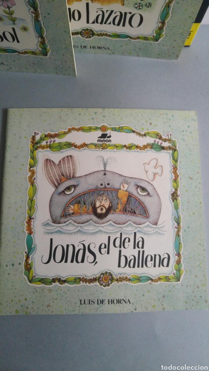 Libros: PERFECTA!! Colección completa El numero de las estrellas. Editorial Miñon 1984 - Foto 7 - 120710242