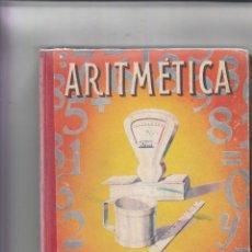 Libros: ARITMÉTICA. 2º GRADO. EDITORIAL LUIS VIVES. AÑO 1962. Lote 85331720