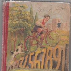 Libros: ARITMÉTICA. PRIMER GRADO. EDITORIAL LUIS VIVES AÑO 57. Lote 85332004