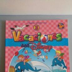 Libros: VACACIONES CON DISNEY 3 EVEREST. NUEVO A ESTRENAR AÑO 2000. Lote 86380367