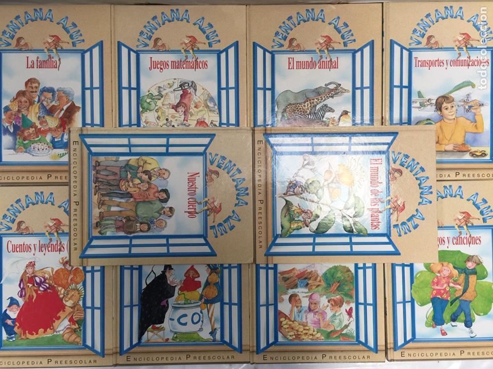 Libros: VENTANA AZUL enciclopedia preescolar - Foto 2 - 84079834