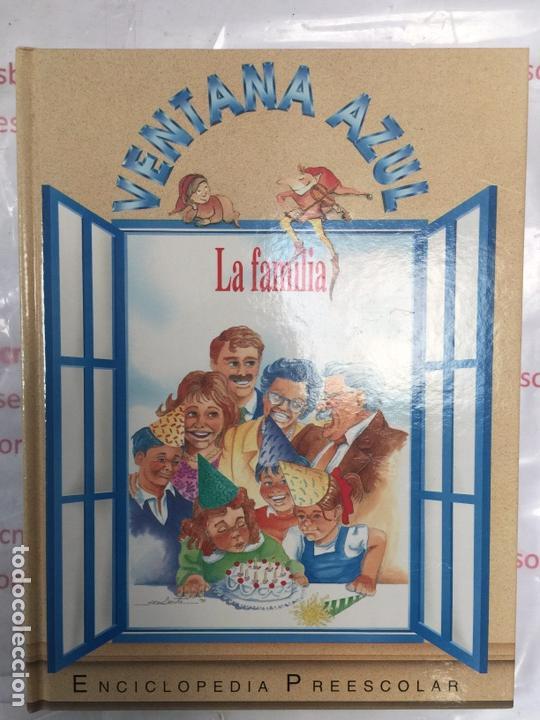 Libros: VENTANA AZUL enciclopedia preescolar - Foto 3 - 84079834