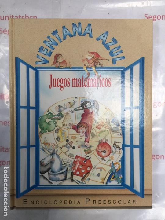 Libros: VENTANA AZUL enciclopedia preescolar - Foto 4 - 84079834