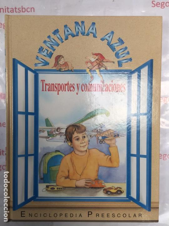 Libros: VENTANA AZUL enciclopedia preescolar - Foto 5 - 84079834
