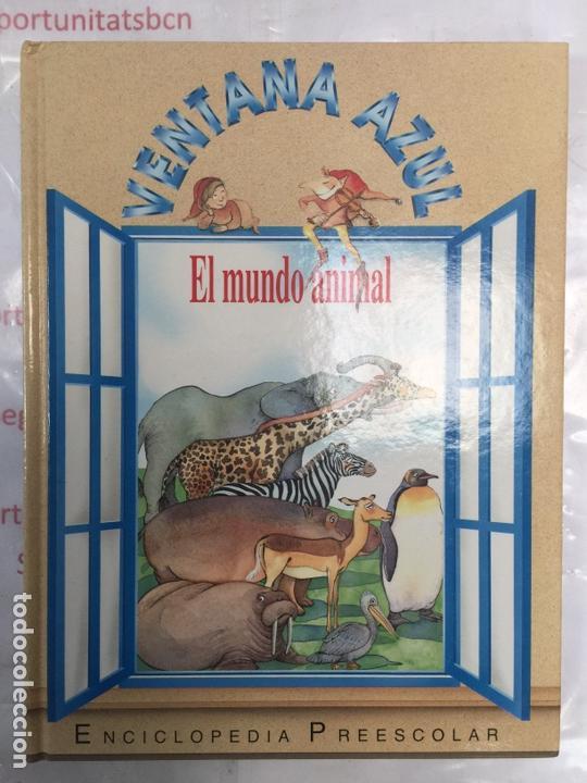 Libros: VENTANA AZUL enciclopedia preescolar - Foto 6 - 84079834