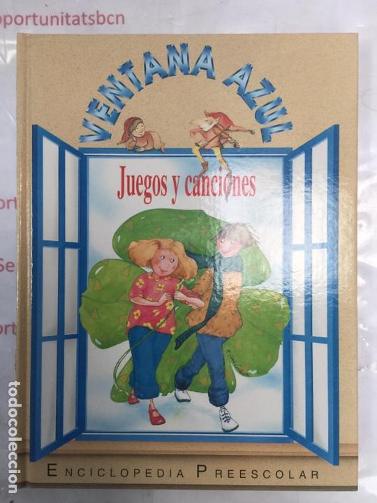 Libros: VENTANA AZUL enciclopedia preescolar - Foto 9 - 84079834