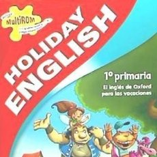 Libros: HOLIDAY ENGLISH 1º PRIMARIA PACK OXFORD UNIVERSITY PRESS. Lote 89320954