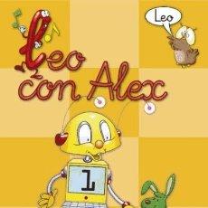 Libros: LEO CON ALEX. LECTURA 1. Lote 92068205
