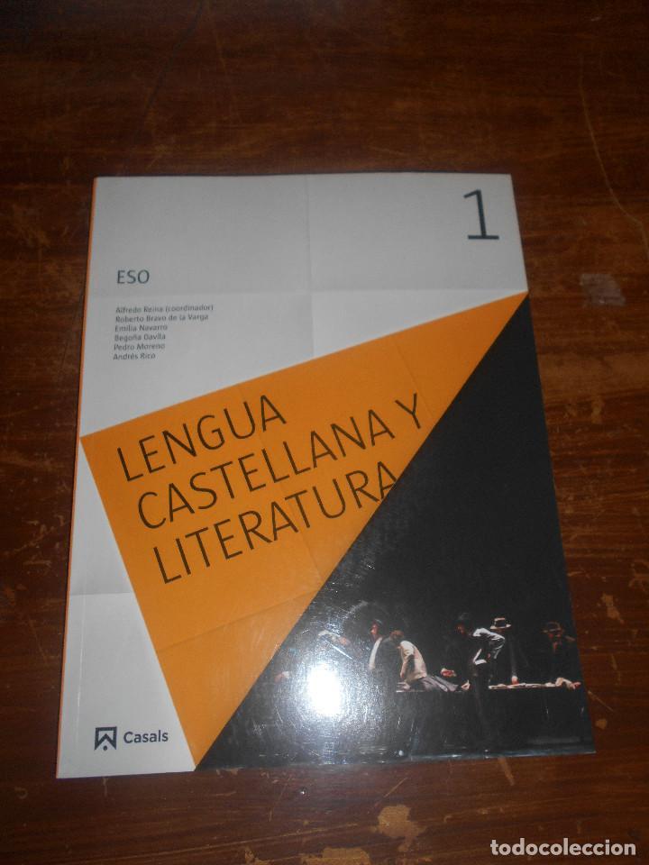LENGUA CASTELLANA Y LITERATURA 1 ESO (Libros Nuevos - Libros de Texto - ESO)