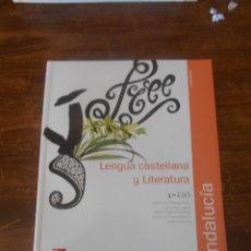 Libros: LENGUA CASTELLANA Y LITERATURA 3 ESO MCGRAW HILL. Lote 95266979