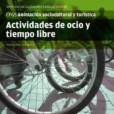 Libros: ACTIVIDADES DE OCIO Y TIEMPO LIBRE ALTAMAR. Lote 96116164
