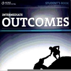 Libros: OUTCOMES INTERMEDIATE, STUDENT´S BOOK HEINLE-CENGAGE ELT. Lote 96116366