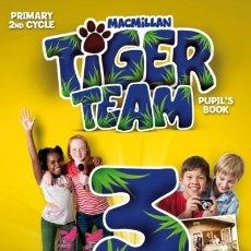 Libros: TIGER 3 PB 2014 MACMILLAN. Lote 96116503