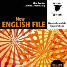 Libros: NEW ENGLISH FILE UPPER-INTERMEDIATE. STUDENT'S BOOK OXFORD UNIVERSITY PRESS. Lote 96116518