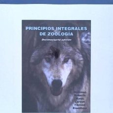 Livros: PRINCIPIOS INTEGRALES DE ZOOLOGÍA MCGRAW-HILL / INTERAMERICANA DE ESPAÑA, S.A.. Lote 98815062