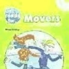 Libros: GET READY FOR MOVERS STUDENT'S BOOK + CD PACK OXFORD UNIVERSITY PRESS ESPAÑA, S.A.. Lote 98815504