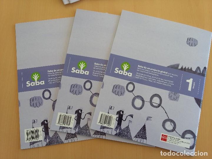 Libros: ISBN 9788467571028-35-42 3 CUADERNOS DE TREBALL LLENGUA (nuevo sin usar) - Foto 2 - 101569251