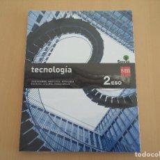 Libros: ISBN 9788467586824 TECNOLOGIA 2º ESO (NUEVO SIN USAR)(PRECINTADO). Lote 101569411