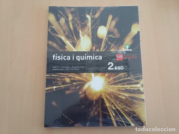 ISBN 9788467587418 FISICA I QUIMICA 2ºESO (NUEVO SIN USAR)(PRECINTADO) (Libros Nuevos - Libros de Texto - ESO)
