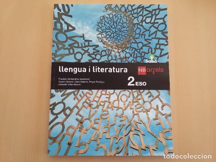 ISBN 9788467587449 LLENGUA I LITERATURA 2ºESO (NUEVO SIN USAR) (Libros Nuevos - Libros de Texto - ESO)