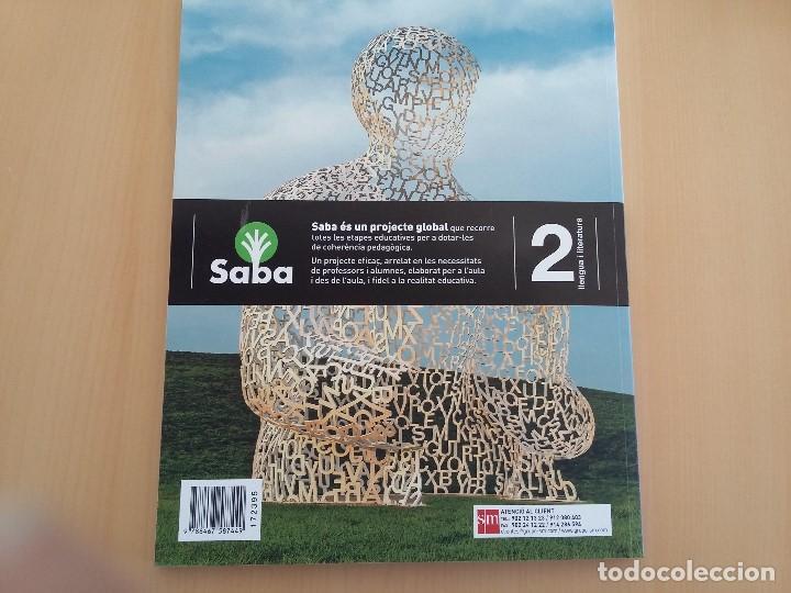 Libros: ISBN 9788467587449 LLENGUA I LITERATURA 2ºESO (nuevo sin usar) - Foto 2 - 174165720