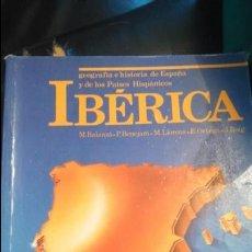 Libros: LIBRO TEXTO IBERICA. 3 BUP. EGB. USADO. . Lote 102706051