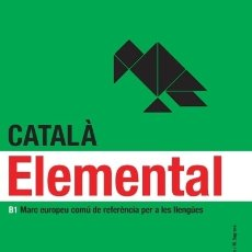 Libros: CATALÀ ELEMENTAL B1. CATALÀ PER ADULTS + CD EDITORIAL TEIDE, S.A.. Lote 104159299
