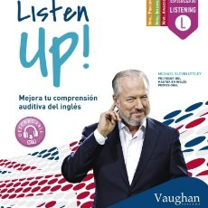 Libros: LISTEN UP! VAUGHAN. Lote 104159796