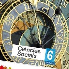 Libros: CIENCIES SOCIALS 6º EDUCACION PRIMARIA (CATALAN) EDITORIAL EDEBÉ. Lote 105592968