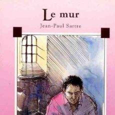 Libros: LE MUR N/C EASY READERS. Lote 105976330