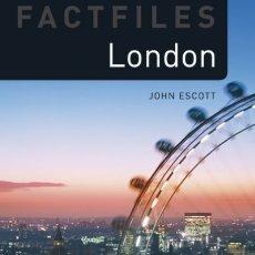 Libros: OXFORD BOOKWORMS FACTFILES 1. LONDON MP3 PACK OXFORD UNIVERSITY PRESS ESPAÑA, S.A.. Lote 105977203