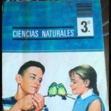 Libros: LIBRO CIENCIAS NATURALES. Lote 108326726