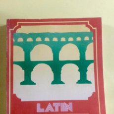 Libros: LATIN COU. SANTILLANA. NUEVO. 1985. Lote 109028391