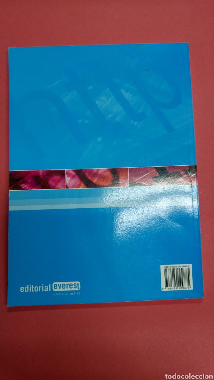 Libros: Tecnologias II ed EVEREST. NUEVO A ESTRENAR - Foto 2 - 116678151