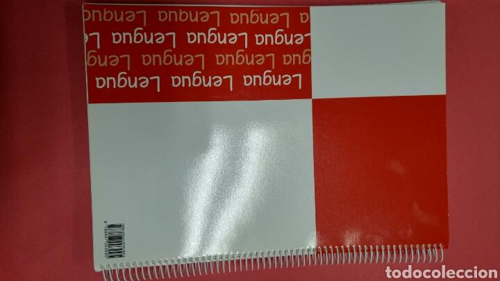 Libros: Lengua 1 ESO adaptación curricular ediciones ALJIBE. NUEVO A ESTRENAR - Foto 2 - 134639286
