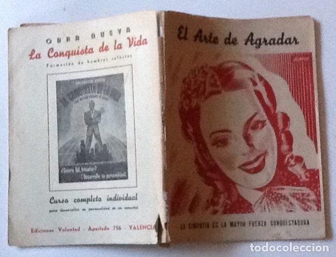 EL ARTE DE AGRADAR (Libros Nuevos - Libros de Texto - ESA)