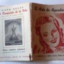 Libros: EL ARTE DE AGRADAR. Lote 117921695