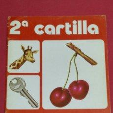 Libros: PERFECTA!!! CARTILLA 2 PALAU ANAYA 1982 NUEVO A ESTRENAR. Lote 119946159