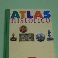 Livres: ATLAS HISTÓRICO SM 1999 NUEVO A ESTRENAR. Lote 159260828