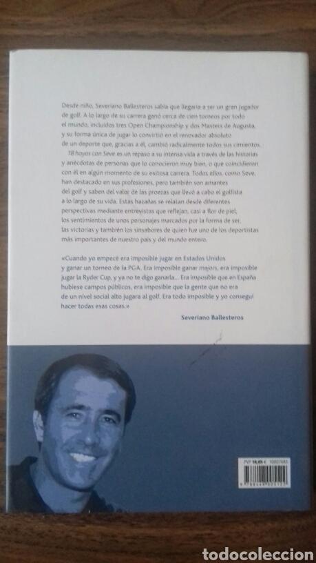Libros: 18 Hoyos con SEVE. Guillermo Salmeron - Foto 2 - 122807792