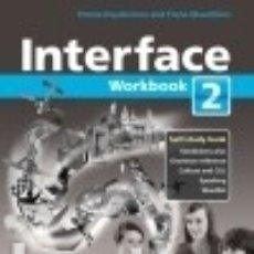 Libros: INTERFACE 2 WB PK ENG. Lote 125934311